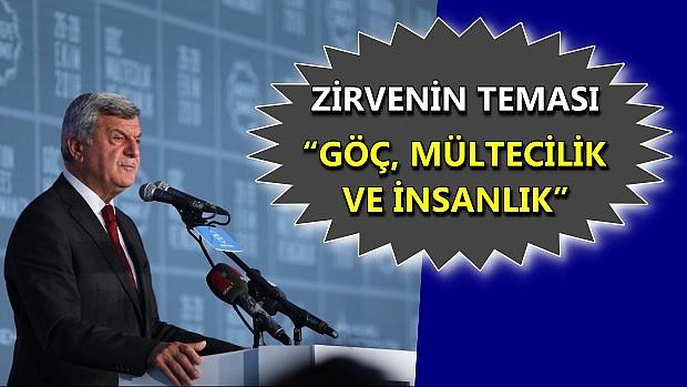 Süleyman Soylu ve Mevlüt Çavuşoğlu'nun katıldığı Kartepe Zirvesi 2018 başladı