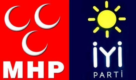 MHP'den İYİ Parti'ye RET !