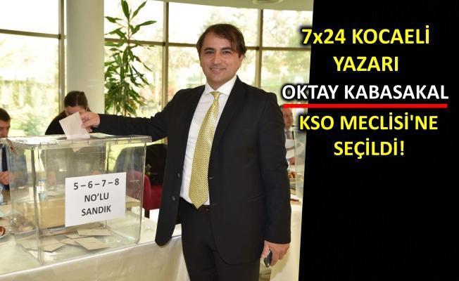 6. Meslek Grubu'nda Oktay Kabasakal ve Ömer Yavuz seçildi