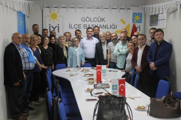 İYİ Parti'deki görevinden istifa eden Murat Atar'da aday adayı