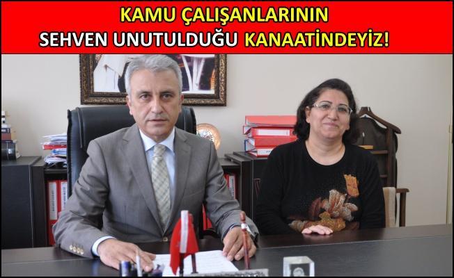 Ömer Çeker: Devlet memurlarına yılda iki ikramiye verilmeli!