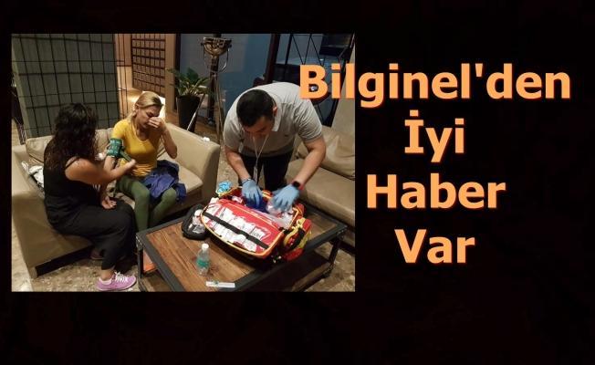 Leyla Bilginel tedavi için İstanbul'da
