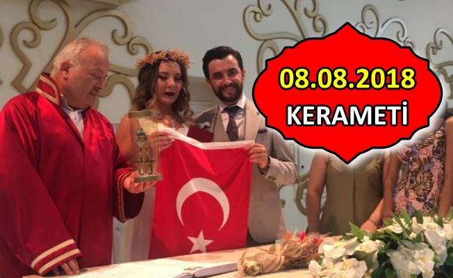Bugün Kocaeli'de nikah salonları ekstra yoğundu!