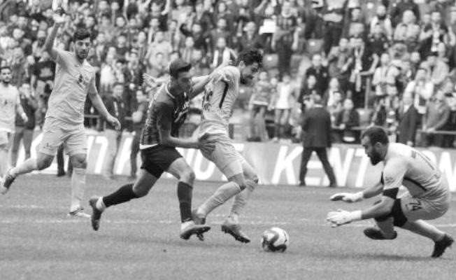 Kocaelispor-Bayburt İl Özel İdare Gençlik ve Spor: 0-0