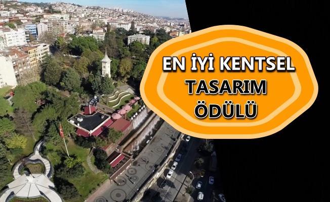 Sign of the City Awards 2018'de Kültür Tepesi'ne ödül