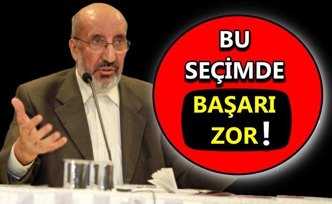 Abdurrahman Dilipak'tan AK Parti'ye eleştiri