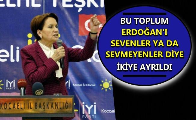 Akşener İYİ Partİ'nin Kocaeli ilçe başkan adaylarını tanıttı
