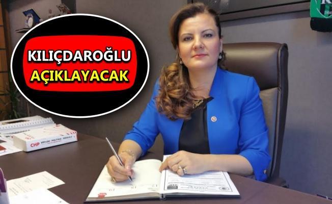 Fatma Kaplan Hürriyet CHP'nin adayı oldu!