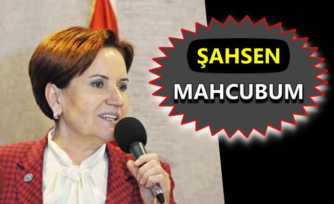 Meral Akşener KYÖD'deki konferansta itiraf etti!