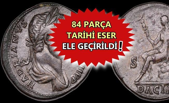 Gebze'de tarihi eser operasyonu