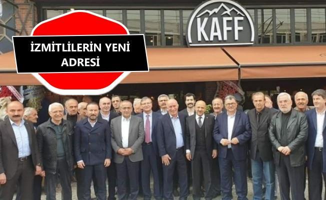 Kaff Coffe & More Kocaeli'de açıldı!