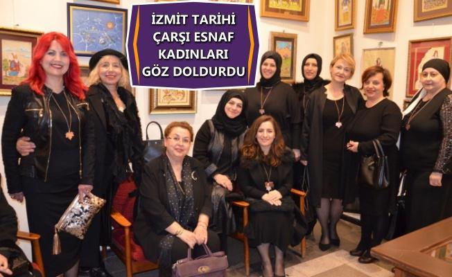 Geleneksel Türk El Sanatları sergisi açıldı