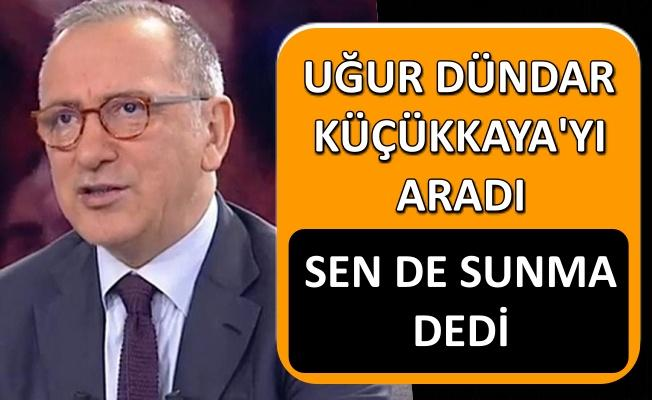 Fatih Altaylı o iddiayı yazdı!