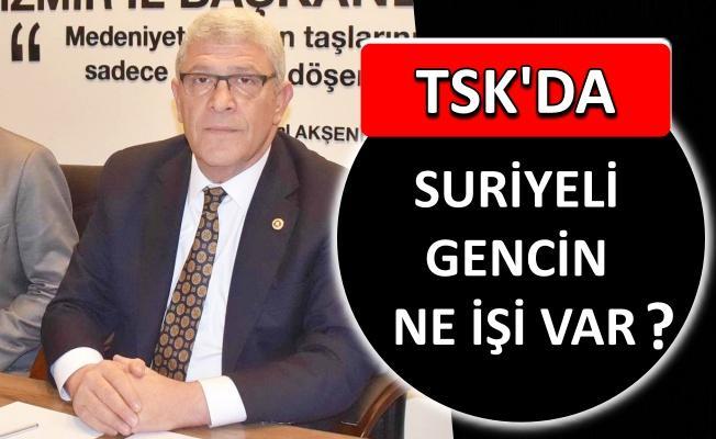 İYİ Partili Dervişoğlu'ndan önemli soru!