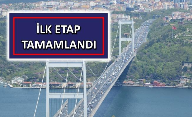 FSM Köprüsü trafiğe açıldı!