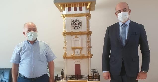 Lokantacılar, İzmit Kent Konseyi'ni ziyaret etti