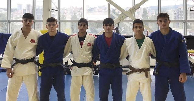 Judocular Avrupa arenasında!