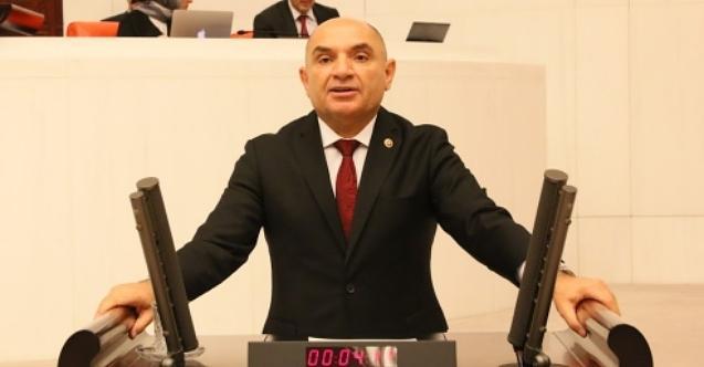 Tarhan Akmeşe'deki elektrik sorununu Meclis'e taşıdı!