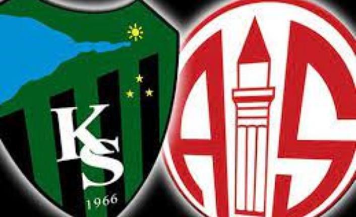 Kocaelispor 1 Antalyaspor 0