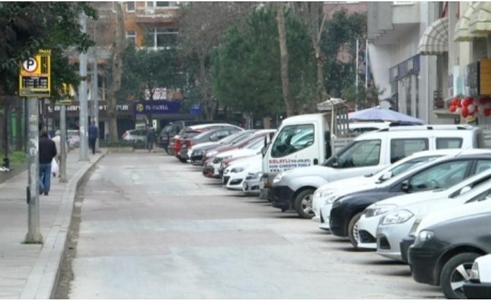 Bayramda parkomatlar 5 gün ücretsiz