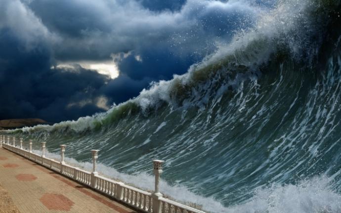 "Tsunami raporu: ""Marmara'da ilk dalga 10 dakikada kıyıya ulaşır"""