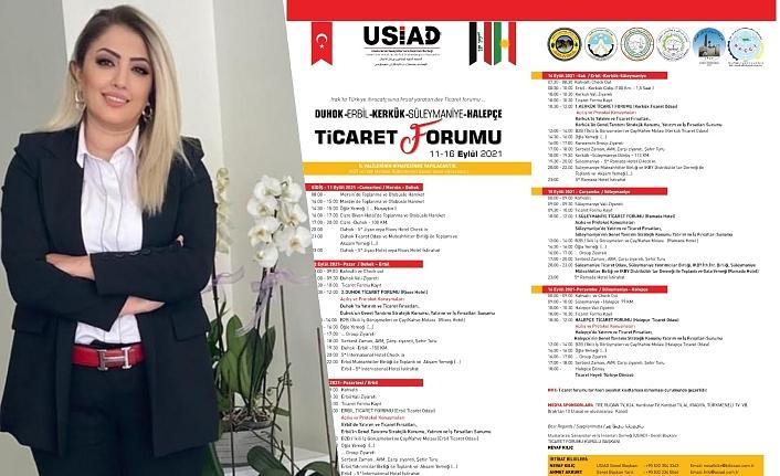 İş dünyası Irak'a davetli