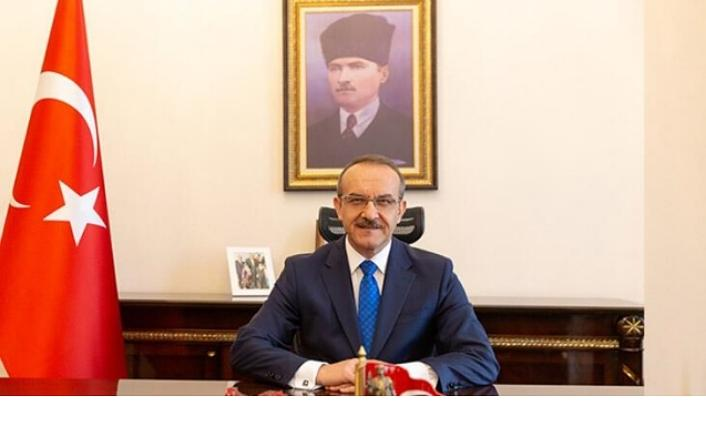 Kocaeli Valisi Seddar Yavuz'dan 30 Ağustos Zafer Bayramı mesajı