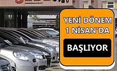 Araç satışında yeni dönem!