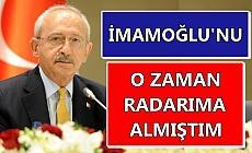 Kılıçdaroğlu ilk defa açıkladı!