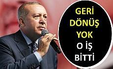 Cumhurbaşkanı Erdoğan'dan S-400 açıklaması!
