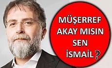 Ahmet Hakan'dan ilginç soru!