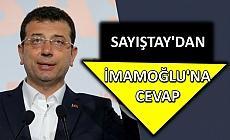 Sayıştay'dan İstanbul açıklaması!