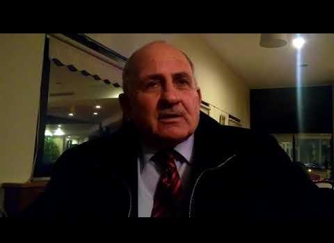 ADD İzmit Şube Başkanı Ahmet Kavas