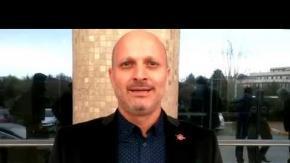 Kocaeli Gazeteciler Cemiyeti Başkanı Çetin Gürol